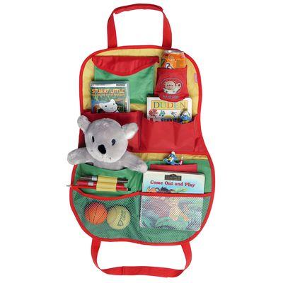 "Back Seat Organizer Bag ""Baby-On-Road"""
