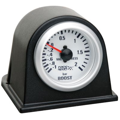 Gauge Meter Mount Pods Black 52mm – Single, Double and Triple