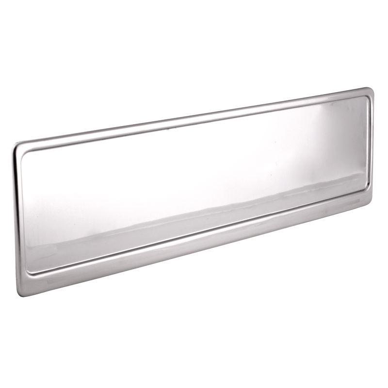 ... Stainless Steel Number Plate Frame Holder UK and EU size. Expand  sc 1 st  Sumex & Stainless Steel Number Plate Frame Holder UK and EU size | Sumex