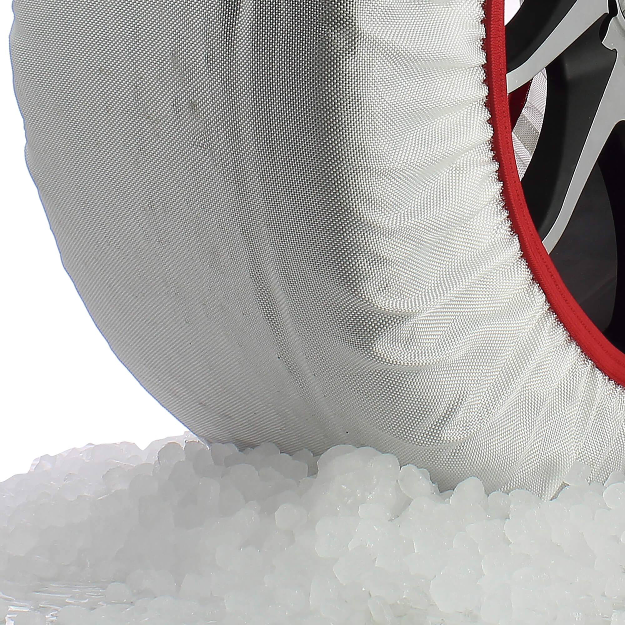 265//35 R20 RED Husky Winter Car Wheel Ice Frost /& Snow Chain Socks for 20 Tyres