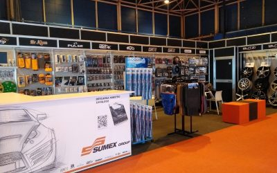 Sumex Group at MotorTec 2017