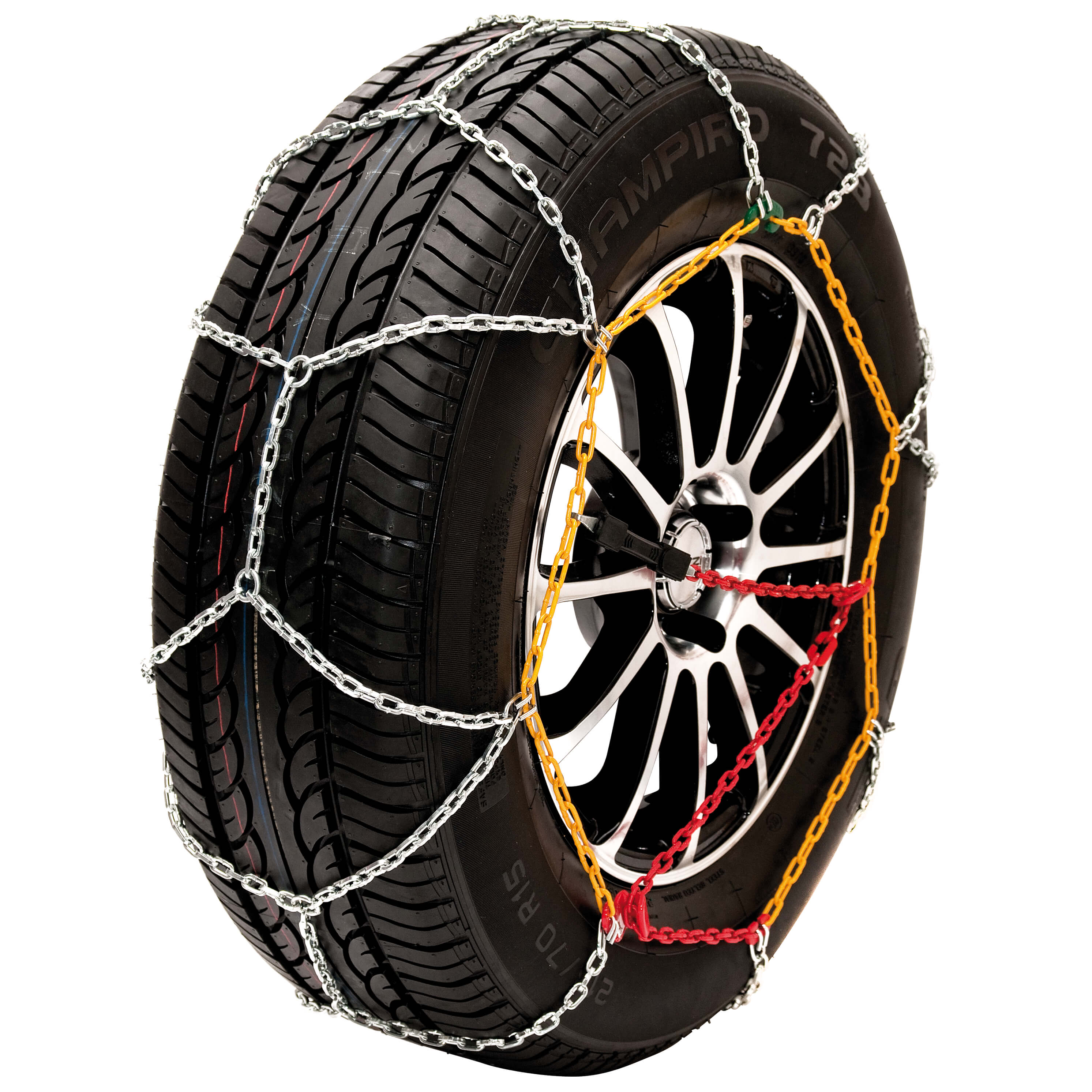 235//40 R19 Husky Sumex Textile Winter Car Wheel Ice Frost /& Snow Chain Socks for 19 Tyres